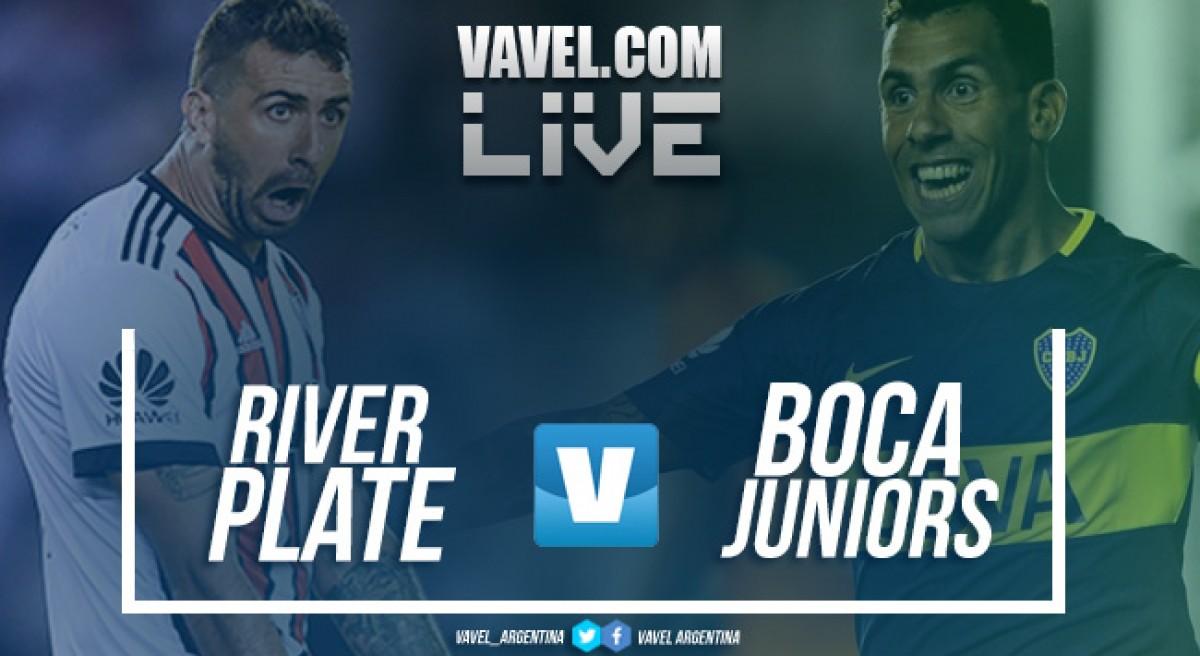 Resultado Boca Juniors 0x2 River Plate na Supercopa Argentina 2018