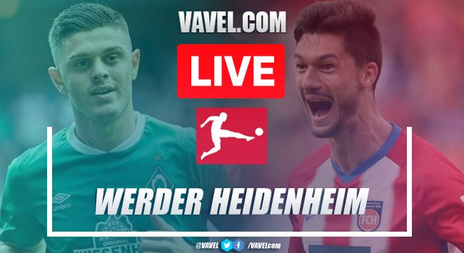 As it happened: Werder Bremen 0-0 Heidenheim in 2020 Bundesliga Playoff