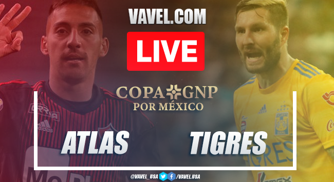 Goals and Highlights: Atlas 2-2 Tigres in 2020 Copa GNP Friendly
