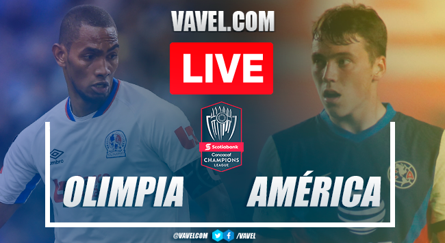 Goals and Highlights: Olimpia 1-2 America in Concacaf Champions League 2021