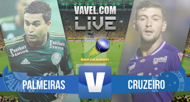 76d19dd1b7 Resultado Palmeiras x Cruzeiro pelo Brasileirão 2015(1-1) - VAVEL.com