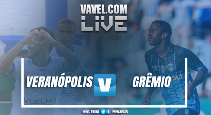 Resultado Veranópolis x Grêmio no Campeonato Gaúcho 2017 (0-2 ... aabc6f9b27ae3