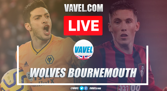 Wolves vs Bournemouth Live Stream TV Updates and How to Watch Premier League 2020 (1-0)