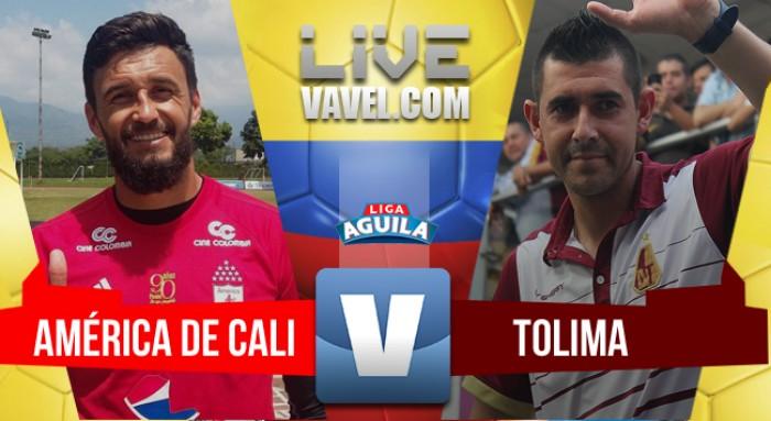 El equipo escarlata cedió puntos como local ante Deportes Tolima
