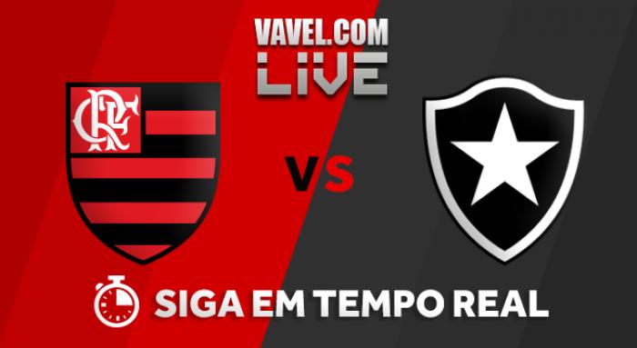 Resultado Flamengo x Botafogo pelo Campeonato Carioca 2018 (3-1)