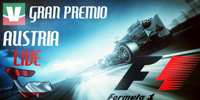 Risultato Formula 1 in Gran Premio di Austria: vince Bottas, Vettel secondo recupera su Hamilton (4°)