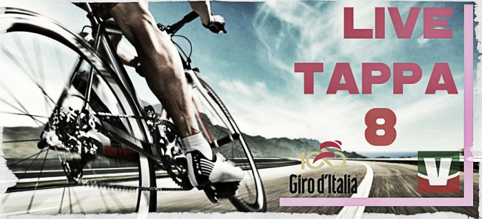 Giro d'Italia LIVE, Molfetta - Peschici in diretta 8° tappa: Vince Gorka Izaguirre su Visconti e Luis Leon