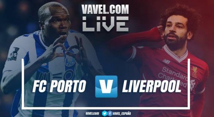Resumen FC Porto 0 vs 5 Liverpool en Champions League 2017/2018