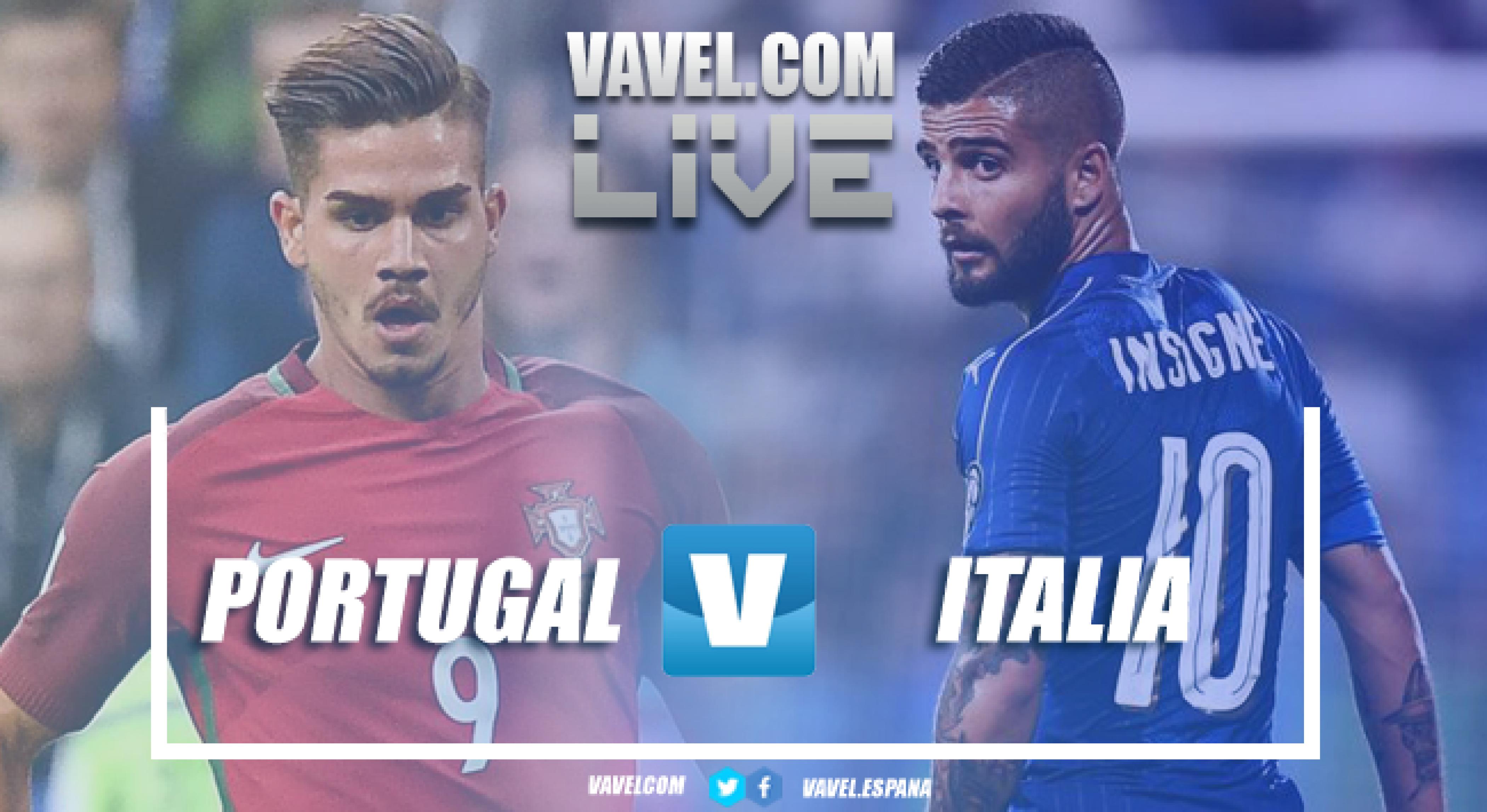 Resumen Portugal 1-0 Italia en la UEFA Nations League