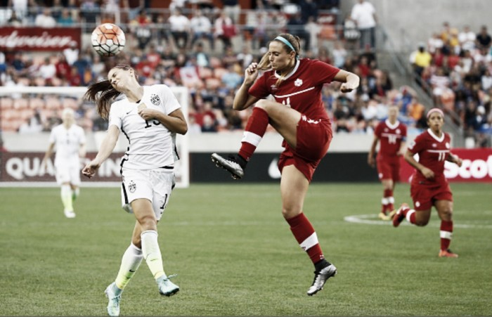 Canada vs USWNT Live Stream Updates and Scores of the 2017 International Friendly (1 - 1)