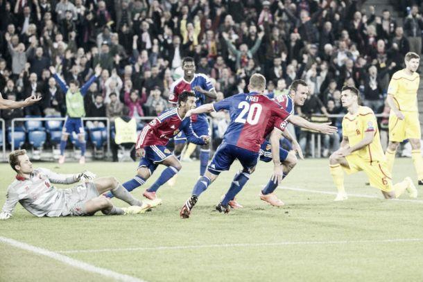 Basileia de Paulo Sousa vence Liverpool