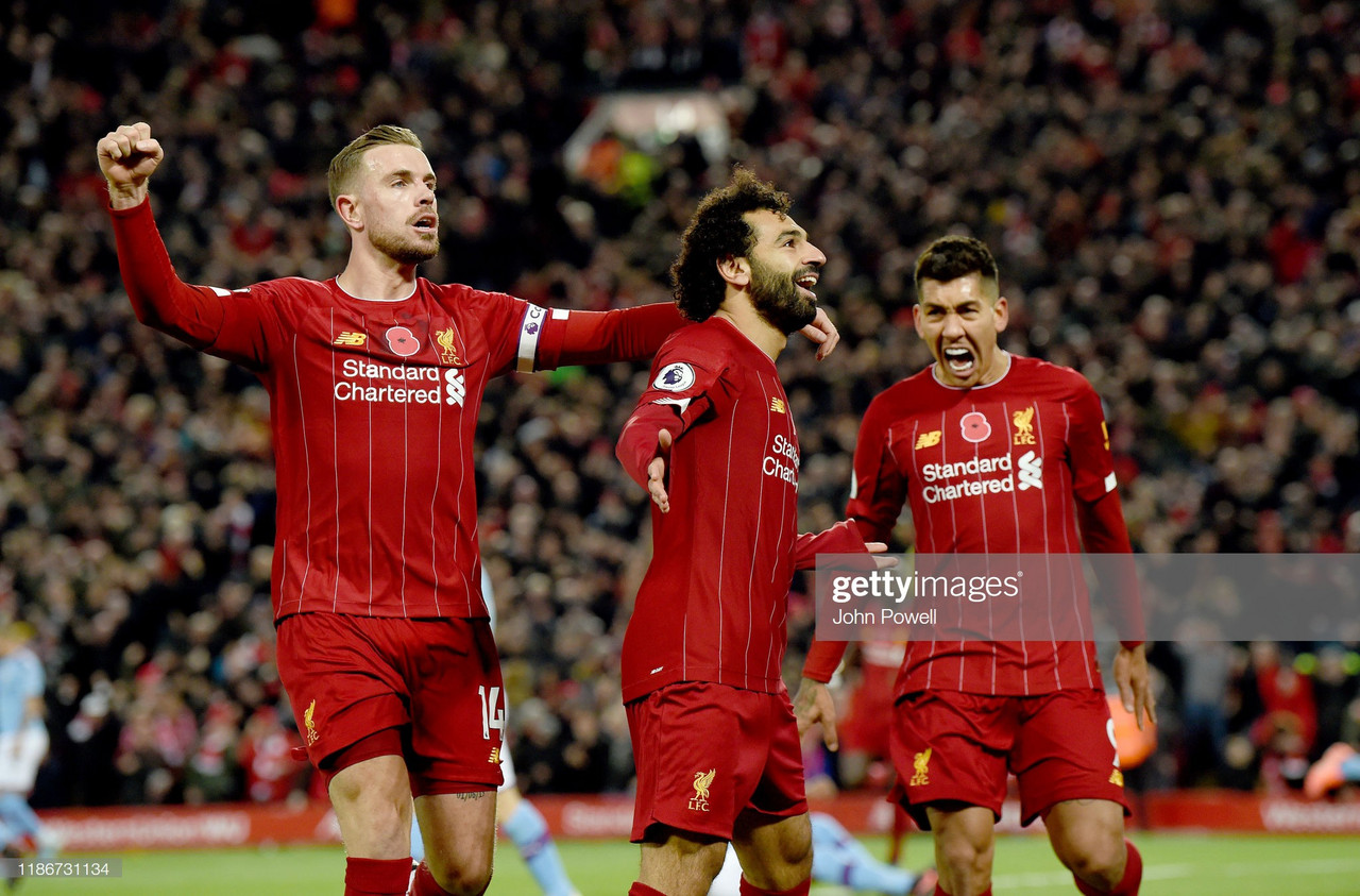 As it happened: Remarkable Reds gain yet more ground in title race