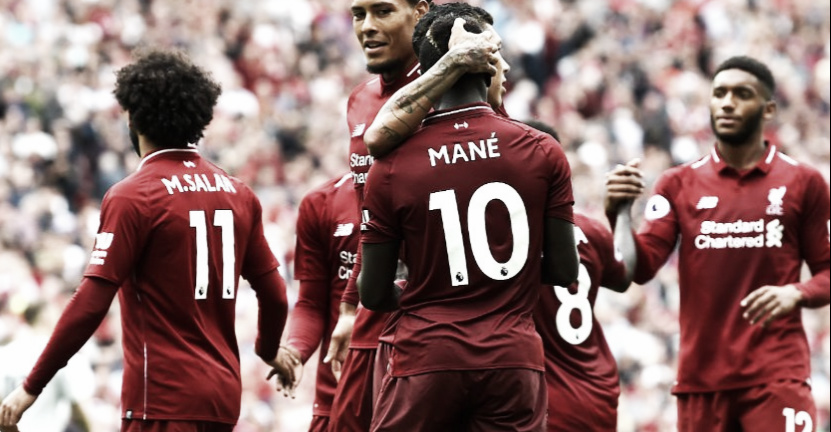 El Liverpool suma y sigue a costa del Fulham