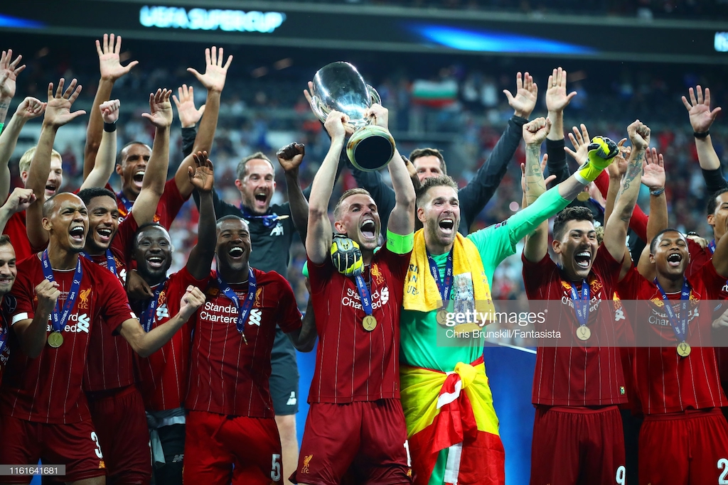 Liverpool 2-2 (5-4) Chelsea: Adrian the hero as Liverpool emerge victorious in Istanbul once again to claim UEFA Super Cup