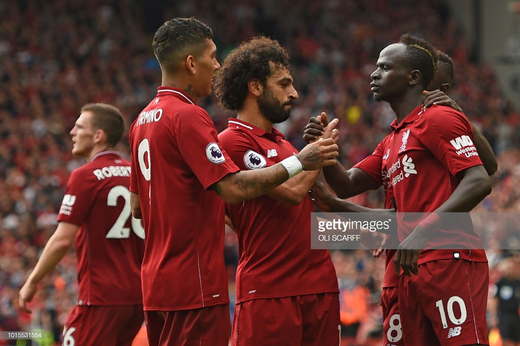 Liverpool 4-0 West Ham United LIVE Premier League Commentary: Reds go top with a convincing victory over deflated Hammers
