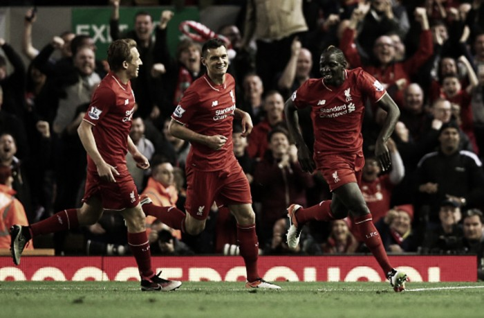 Liverpool 4-0 Everton: Reds humiliate rivals with convincing victory in Klopp's first derby