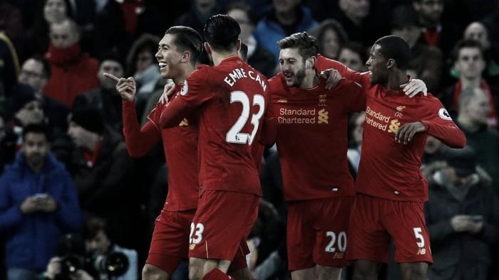 Premier League, la battaglia di Anfield la vince il Liverpool: 3-1 all'Arsenal