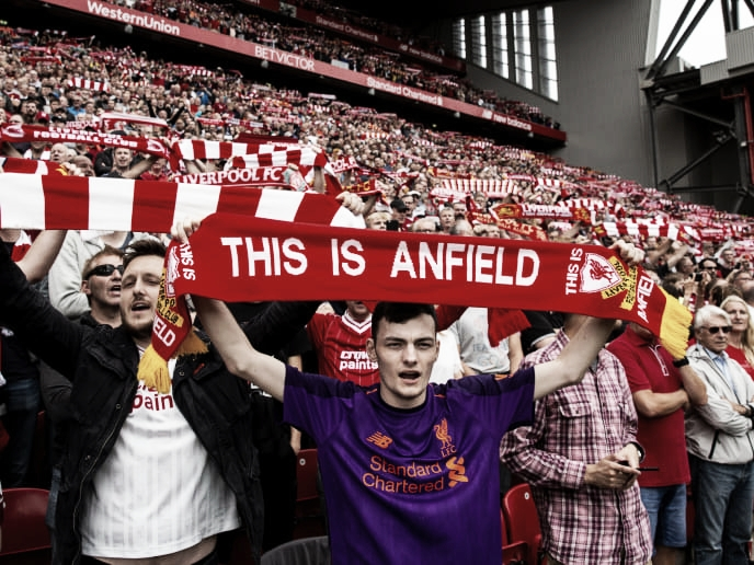 Podrán volver hasta 4.000 espectadores por partido | Foto: Liverpool