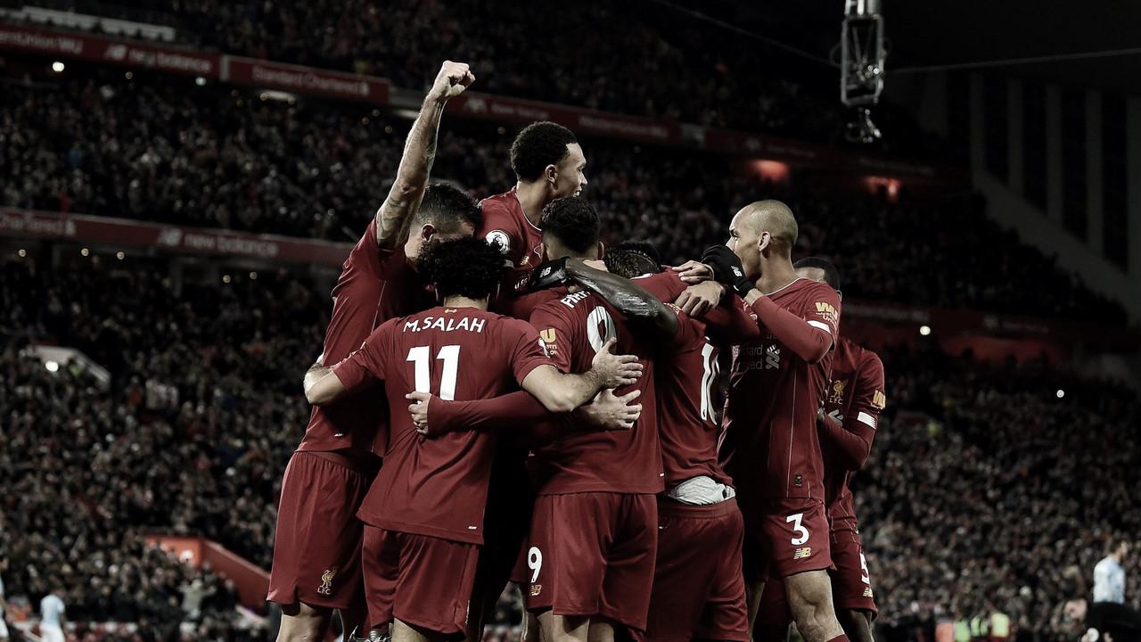 Un Liverpool ultracompetitivo vence al Manchester City