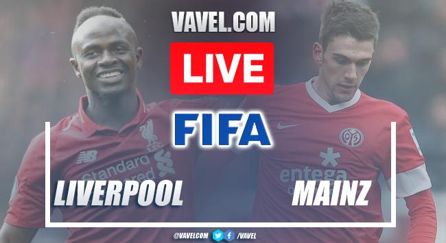 Liverpool 1-0 Mainz 05: As It Happened