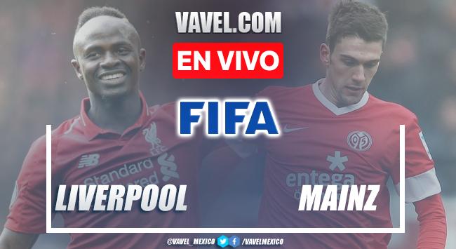 Gol y resumen del Liverpool 1-0 Mainzen Partido Amistoso 2021