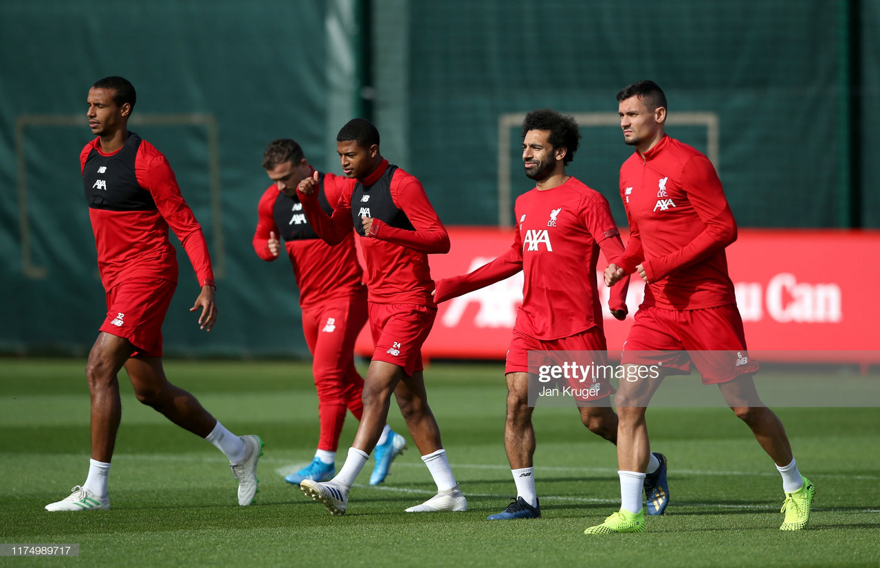 Napoli vs Liverpool Preview: Reds prepare for Champions League defence
