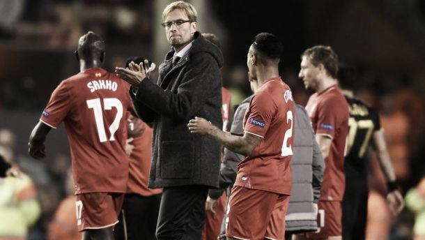 Liverpool 1-1 Rubin Kazan: Reds squander chances in Klopp's Anfield curtain-raiser