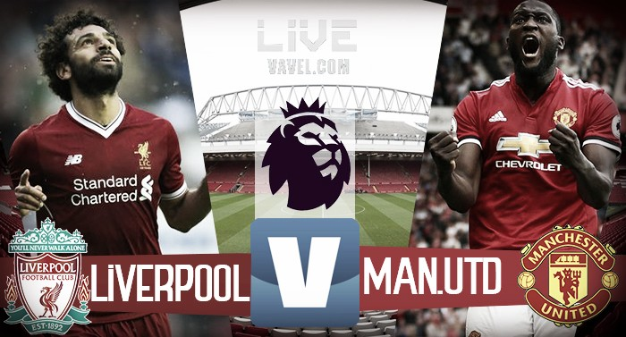 Liverpool-Manchester United in diretta, Premier League 2017/18 LIVE (0-0): nessun gol ad Anfield!