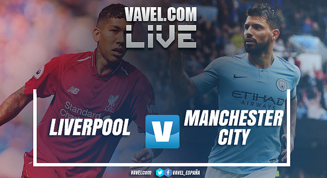 Image result for Liverpool vs Manchester City English Premier League 2018 Live