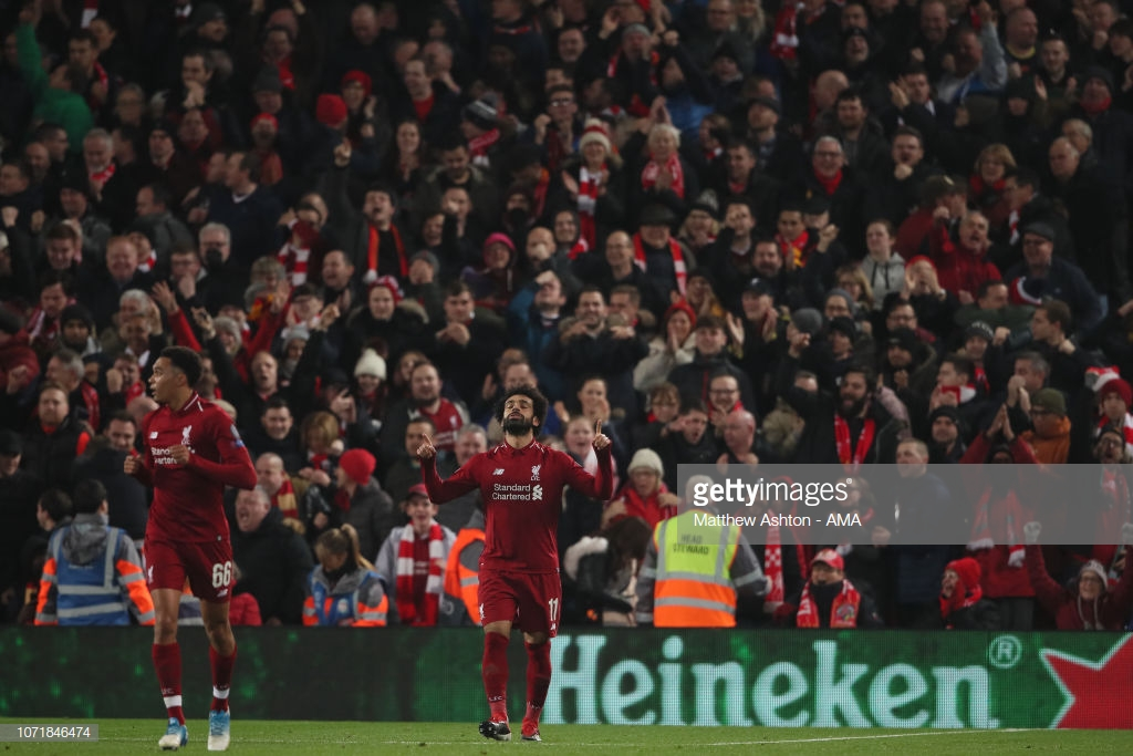 The Warm Down: Anfield claims another victim on special night as Alisson and Salah drag Reds to Champions League knockout stages