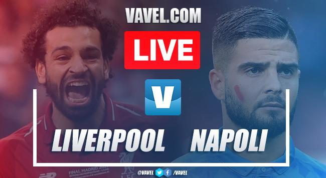 Liverpool vs Napoli: LIVE Stream and Goal Updates (0-3)