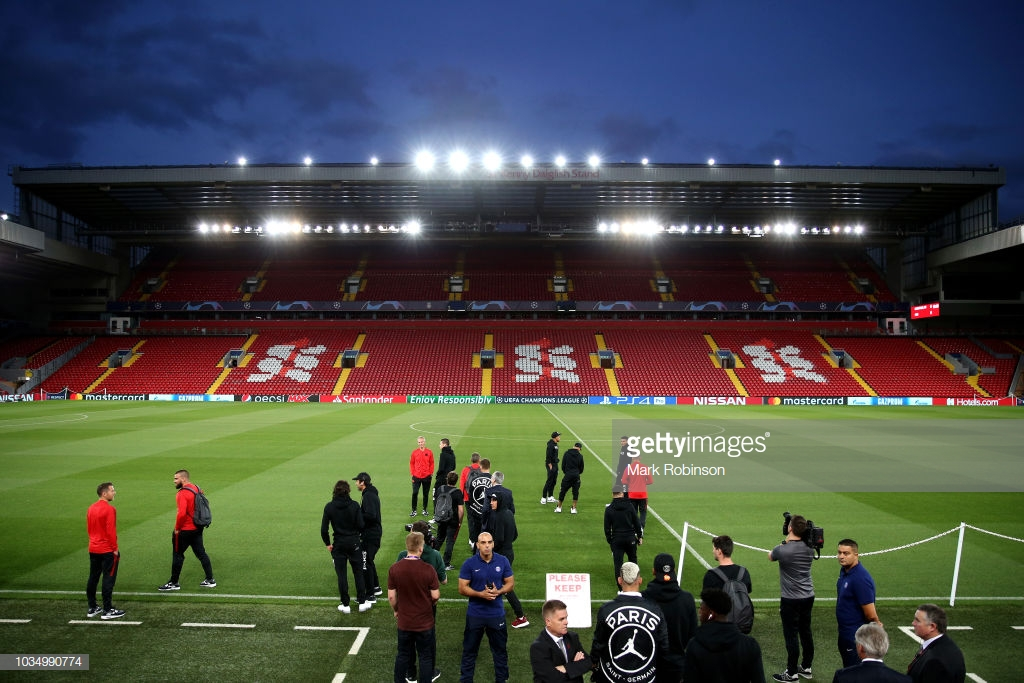 Liverpool vs Napoli Preview: Anfield awaits titanic European decider