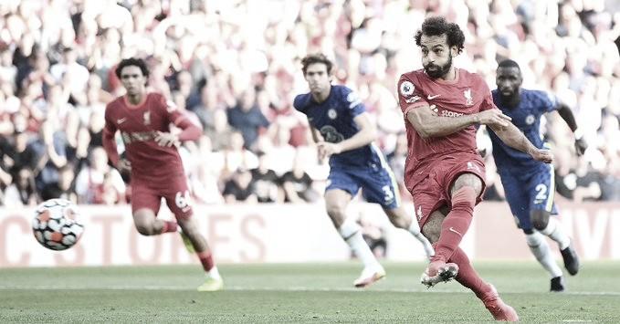 Com um a menos, Chelsea segura empate contra Liverpool pela Premier League