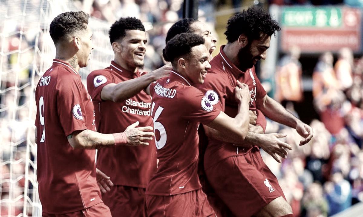 El Liverpool abrirá y cerrará la temporada 18/19 en Anfield
