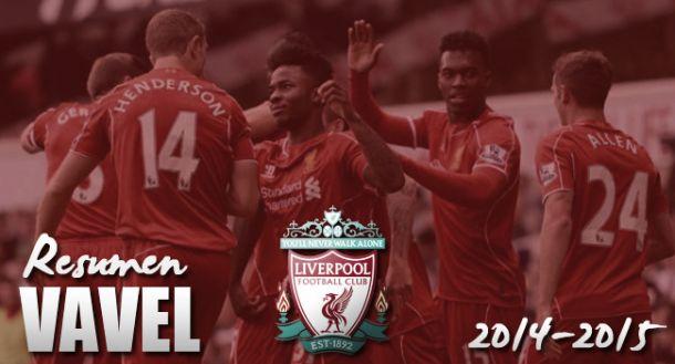 Liverpool 2014/2015: decepción como costumbre