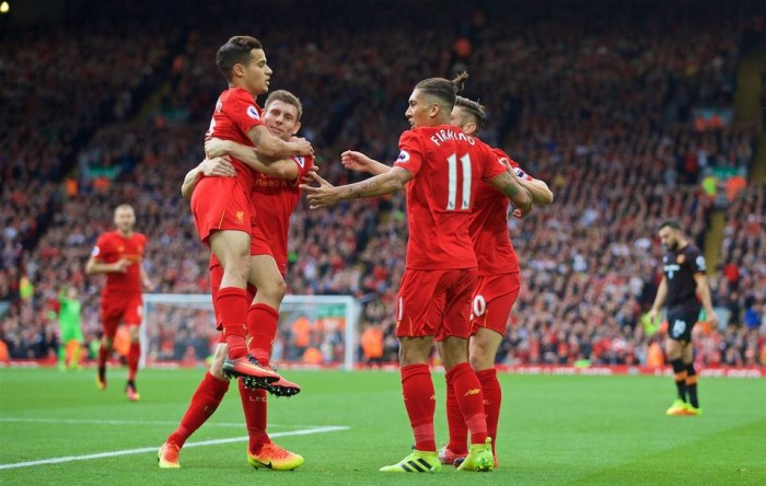 Liverpool-show, piegato l'Hull City 5-1