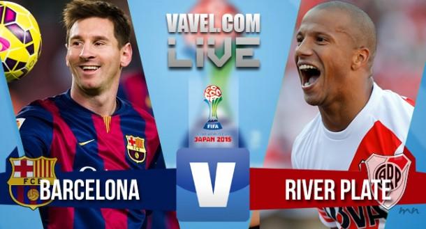 Resultado Barcelona x River Plate pelo Mundial de Clubes 2015 (3-0)