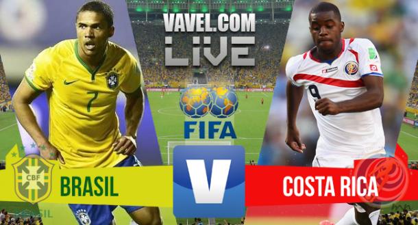 resultado brasil x costa rica no amistoso internacional