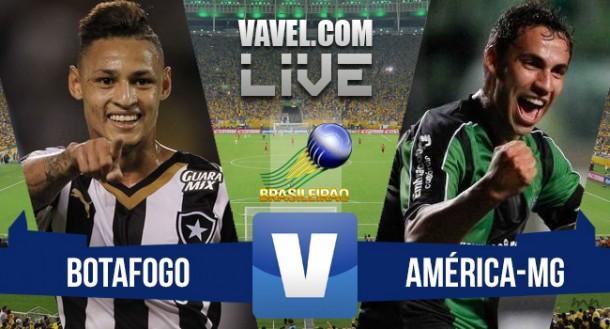 Resultado Botafogo x América-MG no Brasileirão Série B 2015 (0-0)