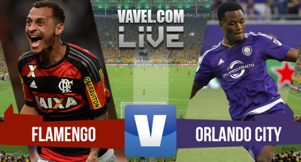 Resultado Flamengo x Orlando City no Amistoso Internacional (1-0)