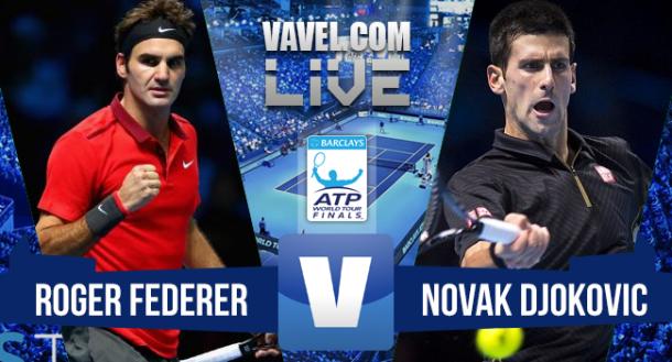 Result: Federer 0-3 Djokovic in 2020 Australian Open semifinals