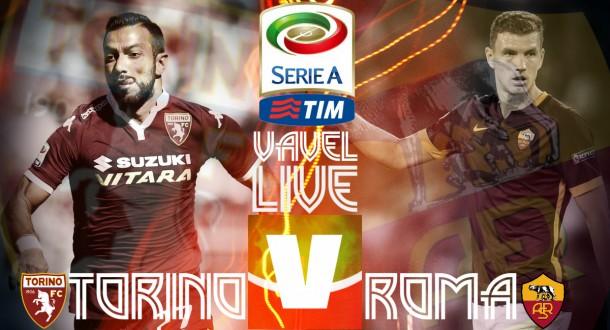Risultato Torino - Roma di Serie A 2015/16 (1-1): il festival degli errori nel finale, gol di Pjanic e Maxi
