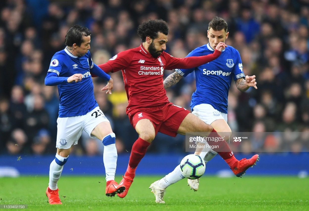 As it happened: Everton 2-2 Liverpool in the Premier League.