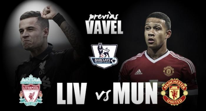 Liverpool - Manchester United: un Clásico peculiar