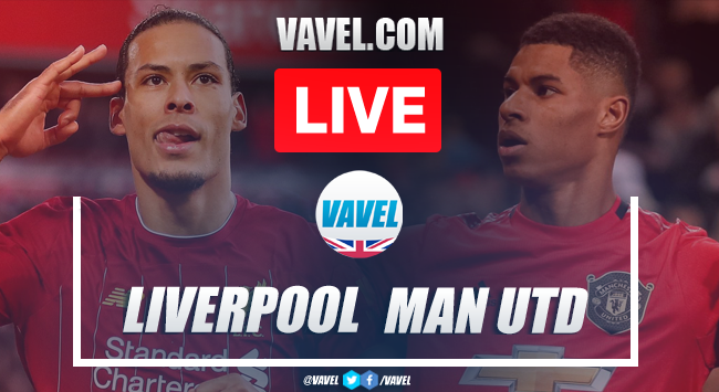 Liverpool vs Manchester United Live Stream TV Updates and How to Watch Premier League 2020 (2-0)
