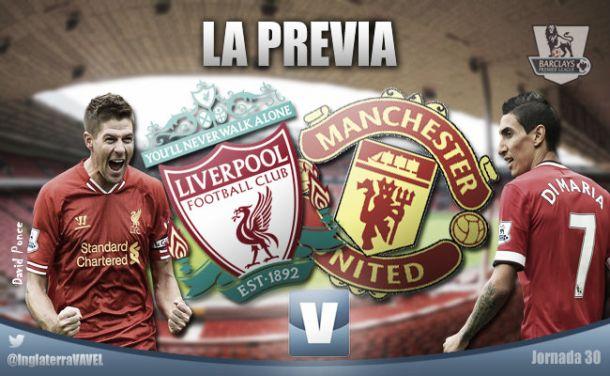 Liverpool - Manchester United: al enemigo, ni agua