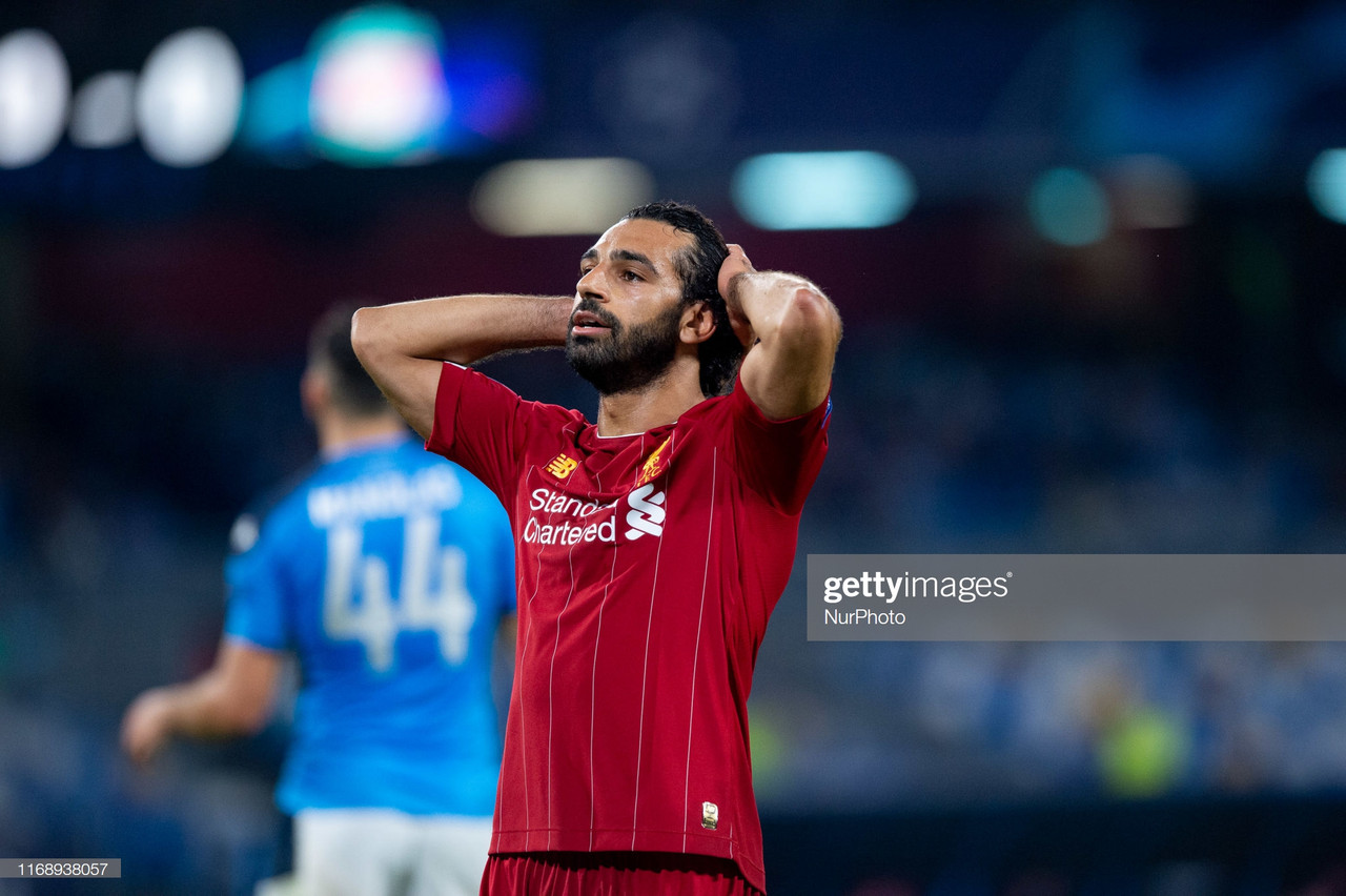 Napoli 2-0 Liverpool: The Warm Down