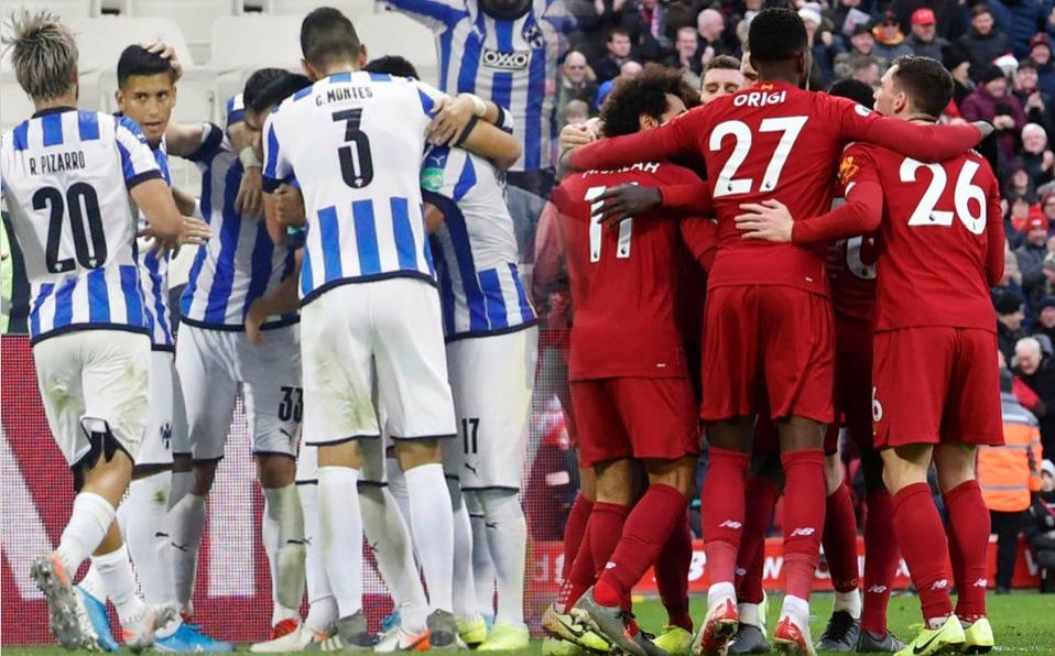Rayados VS Liverpool: Semifinal Mundial de Clubes