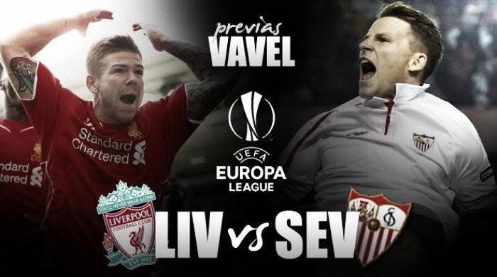 Maiores campeões da UEL, Liverpool e Sevilla decidem título em Basel