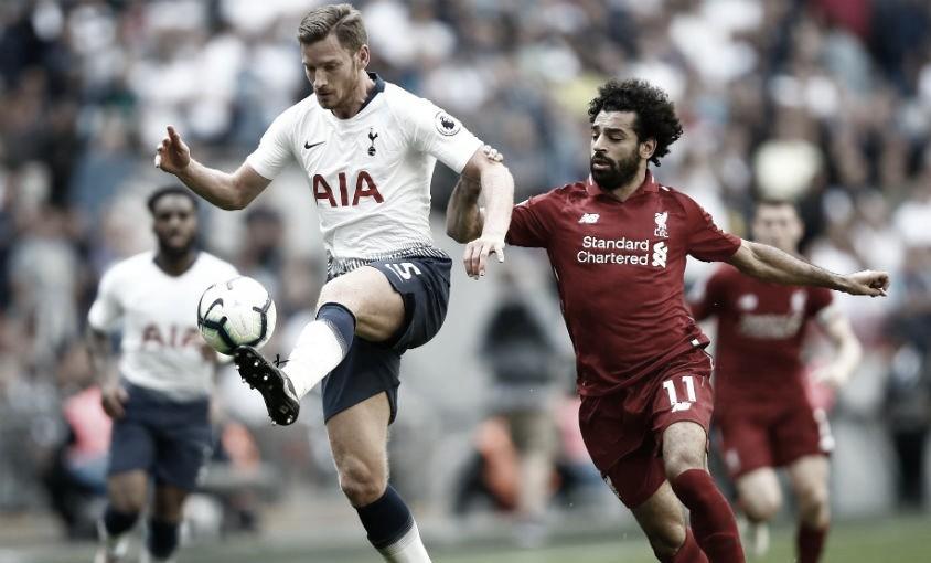 Finalistas da UCL, Liverpool e Tottenham estiveram muito perto da eliminação na fase de grupos